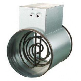 Канальный нагреватель Vents НК 125-2,4-1У