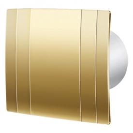 Вытяжной вентилятор Blauberg Quatro Hi-Tech Gold 150