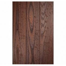 Террасная доска Гюмри из термообработанного ясеня 1000х120х20 мм