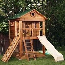 Детский домик №6 Гюмри 220х200х400 см