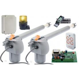 Автоматика для розпашних воріт FAAC GFlash Q MAXI 2,5 м