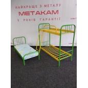 Кровать детская BABY металлическая 140х60 см
