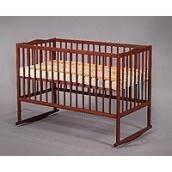 Дитяче дерев'яне ліжечко-манеж Дубок Антошка