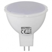 Лампа світлодіодна Horoz Electric Fonix-6 JCDR SMD LED 6W 4200K G5.3 390Lm 220-240V (001-001-00062)