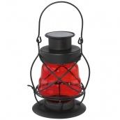 Светильник садово-парковый EGLO черный/красный (48572)