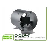 Вентилятор канальний осьової з приєднанням без фланців C-OZA-T-025-220
