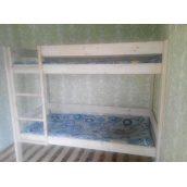 Двухъярусная кровать 1900х800 мм