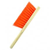 Щітка для сміття з дерев'яною ручкою