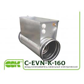 Канальний нагрівач повітря C-EVN-K-160-3,0