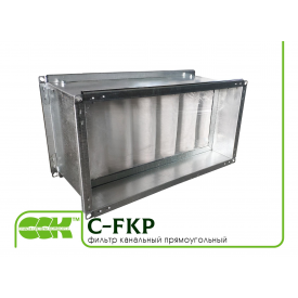 Фильтр воздушный для канальной вентиляции C-FKP-100-50-G4-panel