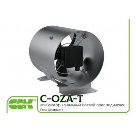 Вентилятор канальний осьової з приєднанням без фланців C-OZA-T-035-220