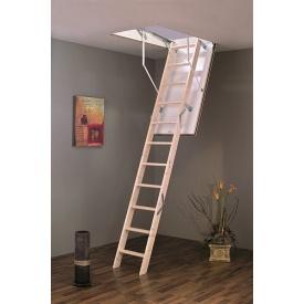 Горищні сходи MINKA Termo Tradition 120х60 280 см