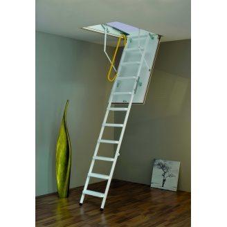Горищні сходи MINKA Steel Termo 120x70 280 см