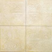 Декор COTTO CLASSICO 65х65 ROSONE BEIGE RAX21 комплект из 4 шт ZEUS CERAMICA