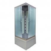 Гідромасажний бокс Atlantis S90 XL 90x90x215