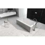 Ванна акриловая прямоугольная Radaway Mirella 160x70