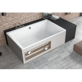 Ванна акриловая прямоугольная Radaway Itea Lux 190x120