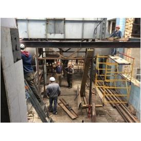 Монтаж цукрового заводу