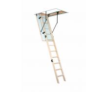 Лестница на чердак Oman Termo Long S H335 120x60 см