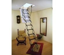 Лестница на чердак Oman Termo Flex H290 80x70 см