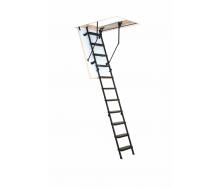 Лестница на чердак Oman Solid Termo H280 120x70 см