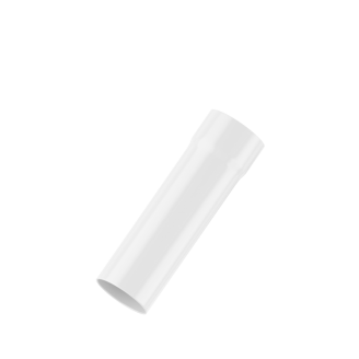 Труба водосточная Fitt 125 мм 3 м белый