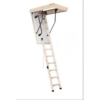 Лестница на чердак Oman Extra Long H335 120x70 см