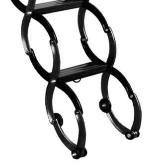 Дополнительная секция Oman Flex 60х70 см черная