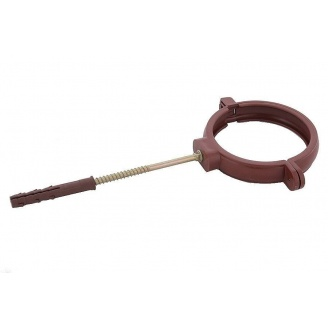 Черенок трубы Profil пласт. 100 мм 130 мм коричневый