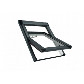 Окно мансардное Roto QT-4_H3P AL 094/160 P5F