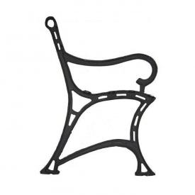Ножка скамейки Импекс-Груп Королевская 520х700 мм (18.13) (IMPA820)