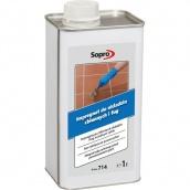 Средства для чистки и ухода Импрегнат против пятен клнкера камня керамогранита известняка Sopro FS 714 1 л