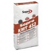 Кладочный расствор с трассом для клинкера Sopro КМТ 452 темно-серый 25 кг