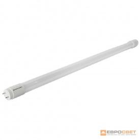 Лампа світлодіодна трубчаста ЕВРОСВЕТ 9 Вт 6400 K L-600-6400-13 T8 G13