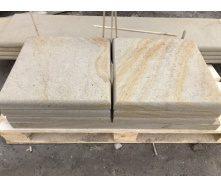 Плитка из песчаника под заказ