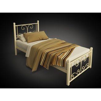 Ліжко Нарцис-міні Tenero 2000х900 мм на дерев'яних ніжках
