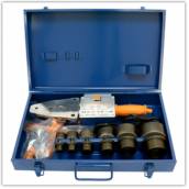 Паяльник для поліпропіленових труб COES 20-40 зі струбциною
