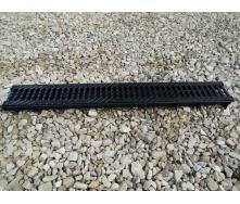 Решетка дорожная пластмассовая ХП 790х400x80 мм (р607) (IMPA410)