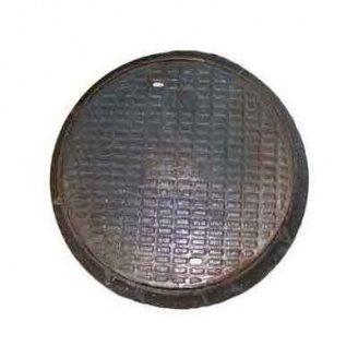 Люк чугунный канализационный средний С-Б с замком 12,5 т (2.03.2) (IMPA536)