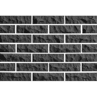Облицовочный кирпич ФАГОТ финский черный 250х100х65 мм