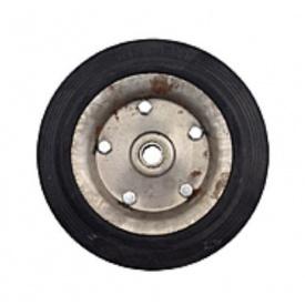 Колесо на візки 250/60-130 вісь 20 мм 2 підшипника