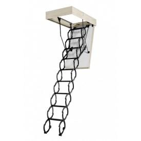 Ножичні сходи Oman FLEX TERMO 70x70 см