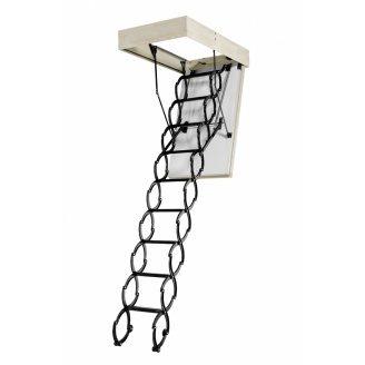 Ножничная лестница Oman FLEX TERMO 70x70 см