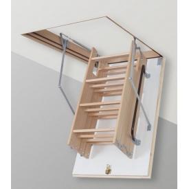 Чердачная лестница Altavilla Termo Plus Long 130х80 см с крышкой 46 мм