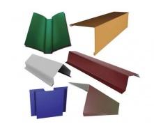 Изготовление комплектующих для фасада