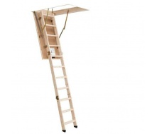 Горищні сходи DOLLE EUROISO 120x70 см