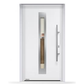 Дверь входная Hormann Thermo 65 750F RAL 9016 белый