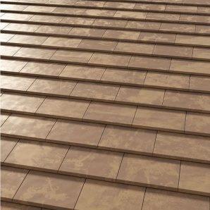 Керамічна черепиця Tejas Borja Flat 5XL Tokyo Copper 457х510 мм