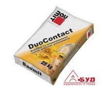 BaumitDuoContact смесь для приклеивания и защиты утеплителя