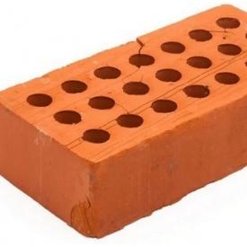 Блок керамический пустотелый полторачка М 125